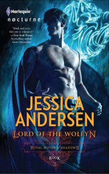 Lord of the Wolfyn by Jessica Anderson – Review
