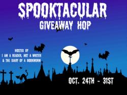Spooktacular Blog Hop – Giveaway