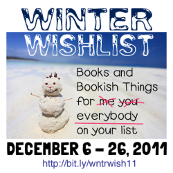 All I Want For Christmas: Winter Wishlist – Sign up!