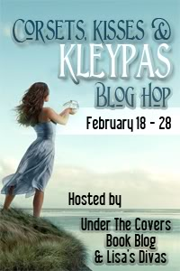 Corsets, Kisses & Kleypas Blog Hop