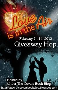 Love Is in the Air Blog Hop – Giveaway