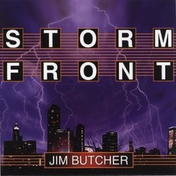 Storm Front – Audiobook Review
