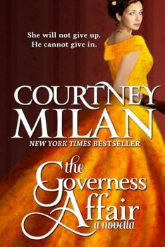 The Governess Affair – Review & Giveaway