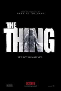 Movie Review: The Thing (2011)