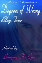 Degrees of Wrong Blog Tour + Giveaway