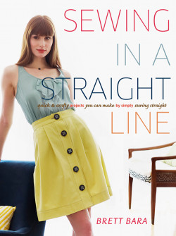 Non-Fiction Review: Sewing In A Straight Line