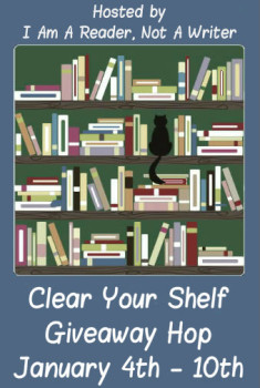 Clear Your Shelf Giveaway Hop (US ends 1/10)