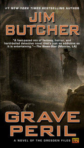 Grave Peril – Audiobook Review