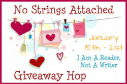 No Strings Attached Giveaway Hop (US ends 1/21)