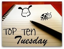Top Ten Tuesday (6) – Books On My TBR List For Winter