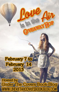 Love Is In The Air Giveaway Hop (Intl ends 2/14)