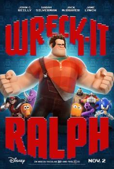 Movie Review: Wreck It Ralph