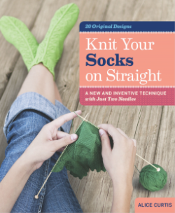 Knit Your Socks On Straight – Advance Review