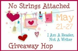 No Strings Attached Giveaway Hop (US ends 5/27)