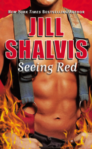 Review: Seeing Red by Jill Shalvis