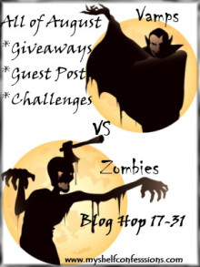 Vamps vs. Zombies Blog Hop Sign-Ups