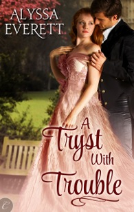 A Tryst with Trouble Giveaway (INTL – Ends 9/23)