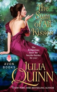 Advance Review: The Sum of All Kisses by Julia Quinn