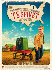 Movie Trailer: The Young and Prodigious T.S. Spivet