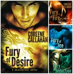 Review: Fury of Desire by Coreene Callahan