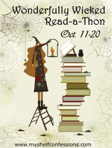 Wonderfully Wicked Read-A-Thon Begins!