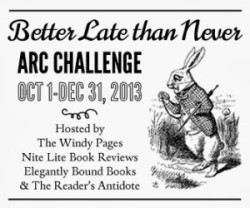 Better Late Than Never ARC Challenge November Check-In + Giveaway