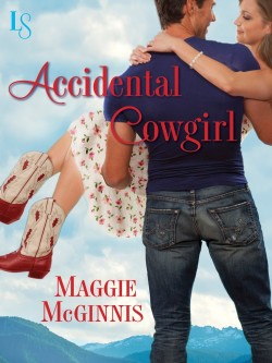 Review: Accidental Cowgirl by Maggie McGinnis