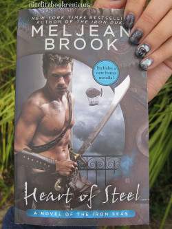 Manicure Monday (60): Heart of Steel