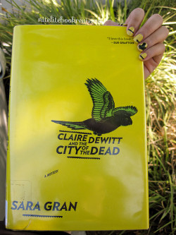 Manicure Monday (64): Claire DeWitt and the City of the Dead