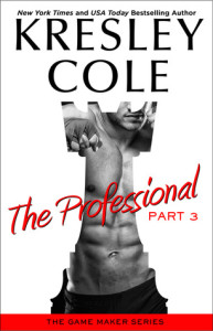 Review: The Professional: Part 3 by Kresley Cole