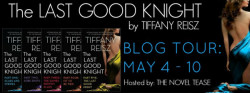 The Last Good Knight Blog Tour: Review and Q&A