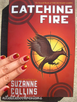 Manicure Monday (35): Catching Fire
