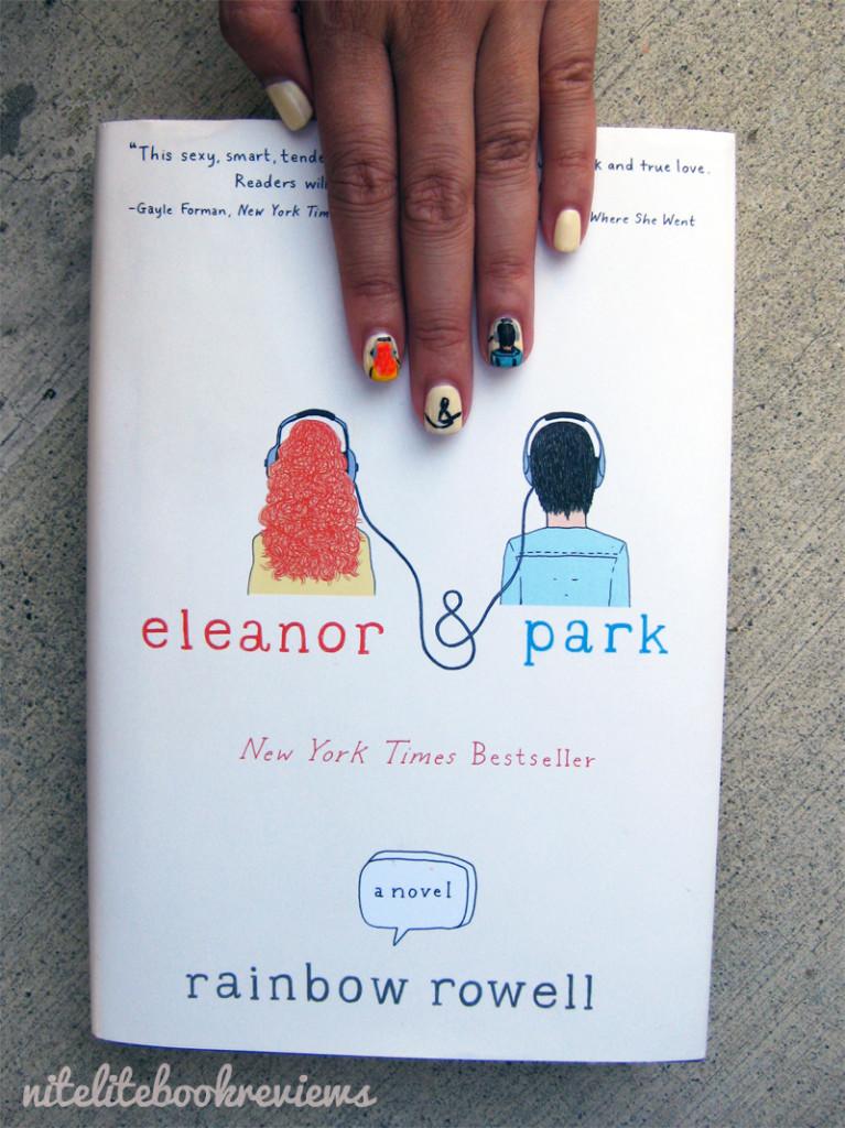 Eleanor&Park-ManicureMonday
