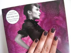 Manicure Monday (1): Etiquette & Espionage