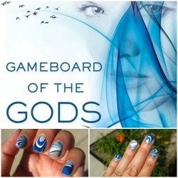 Manicure Monday (18): Gameboard of the Gods