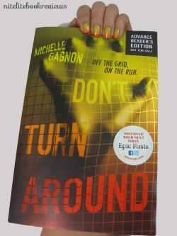 Manicure Monday (62): Don't Turn Around