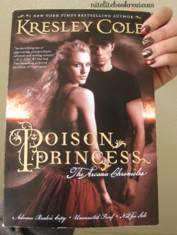 Manicure Monday (49): Poison Princess