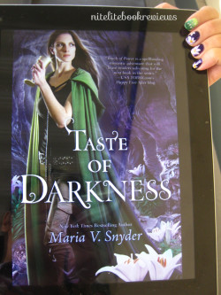 Manicure Monday (45): Taste of Darkness