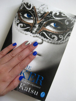Manicure Monday (4): The Taker