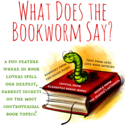 What Does the Bookworm Say?: Re-reading Books