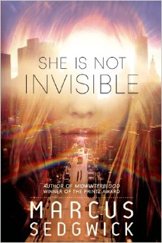 Review: She Is Not Invisible by Marcus Sedgwick