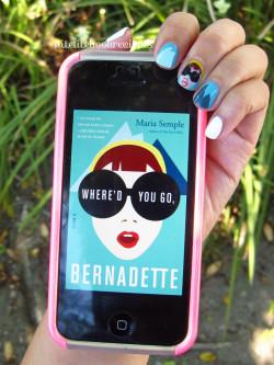 Manicure Monday (74): Where'd You Go, Bernadette