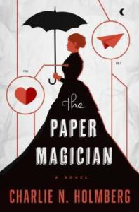 Uncovered (132): The Paper Magician