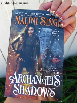 Manicure Monday (82): Archangel's Shadows