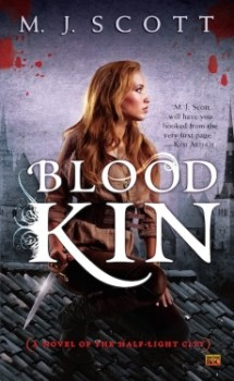 Review: Blood Kin by M.J. Scott