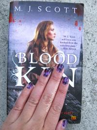 Manicure Monday (84): Blood Kin