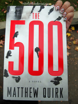 Manicure Monday (85): The 500