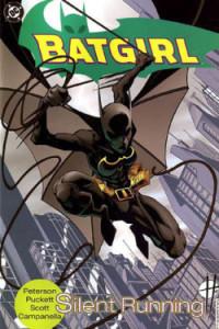 Review: Batgirl, Vol. 1: Silent Running