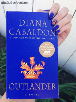 Manicure Monday (88): Outlander