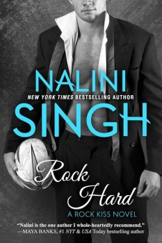 Cover Reveal: Rock Hard by Nalini Singh